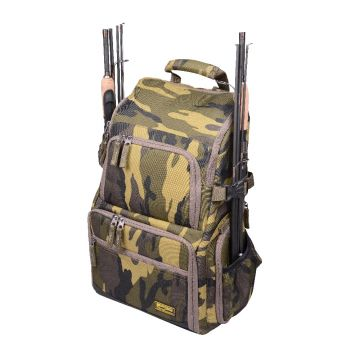 Predator Camouflage Backpack camo roofvis roofvistas 33x20x45cm