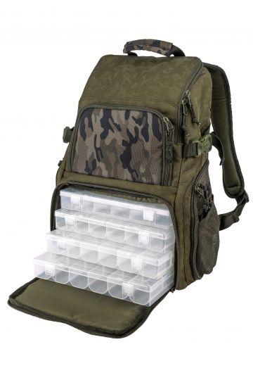 Predator Double Camouflage Backpack camo roofvis roofvistas 33x20x45cm