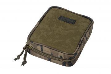 Predator Double Camouflage Wire Leader Wallet camo roofvis roofvistas 14x19x4.5cm