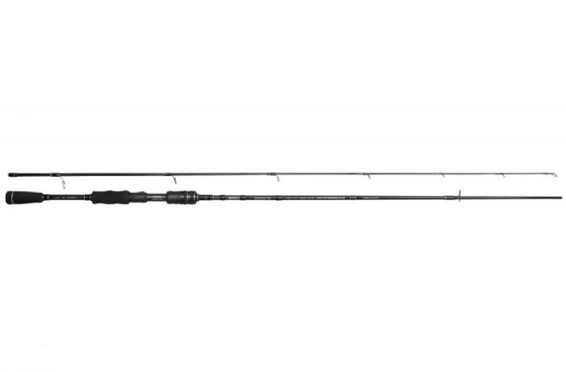Predator Hypalite S zwart roofvis spinhengel 2m20 10-40g