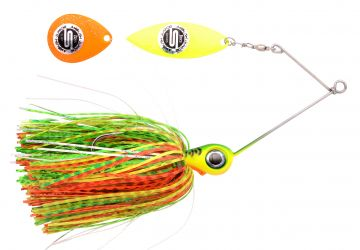 Predator IRIS Ambush Junior Spinnerbait firetiger roofvis spinnerbait 15cm 18g