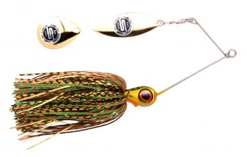 Predator IRIS Ambush Junior Spinnerbait perch roofvis spinnerbait 15cm 18g