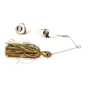 Predator IRIS Ambush Spinnerbait perch roofvis spinnerbait 18cm 28g