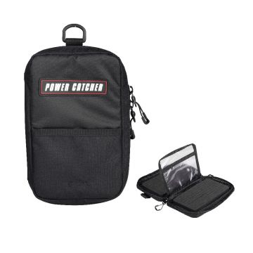 Predator Powercatcher Lure Wallet noir - clair - rouge