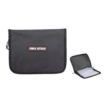 Predator Powercatcher Rig Wallet noir - clair - rouge