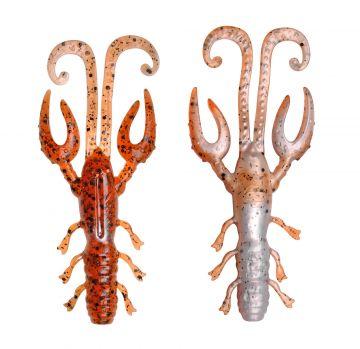 Predator Scent Series Insta Craw browny roofvis creature bait 6.5cm