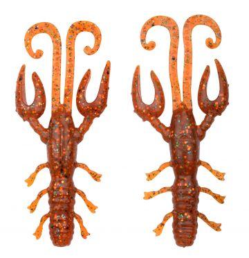 Predator Scent Series Insta Craw caramel disco roofvis creature bait 9cm