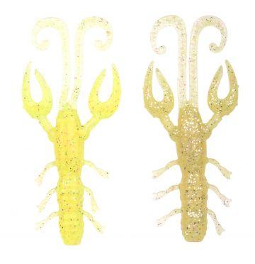 Predator Scent Series Insta Craw frozen margaritha roofvis creature bait 6.5cm