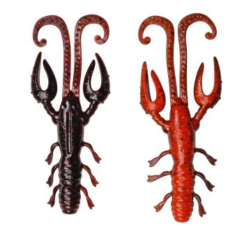 Predator Scent Series Insta Craw red lobster roofvis creature bait 6.5cm