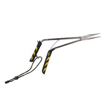 Predator Secure Grip Pike Plier zilver - geel - zwart verschillend artikel 37cm