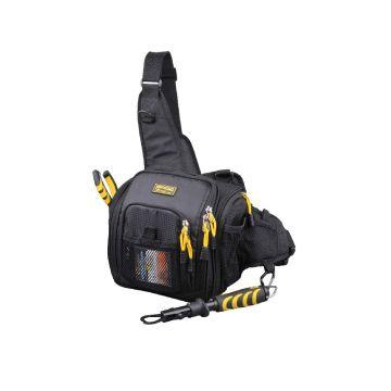 Predator Shoulder Bag zwart roofvis roofvistas 25x11x27cm