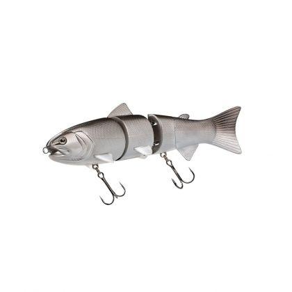 "Predator Swimbait BBZ-1 8"" F silver fish roofvis kunstaas 20cm 126g"