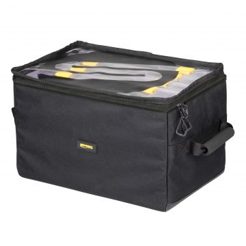 Predator Tackle Box Bag 125 zwart roofvis roofvistas 37x24x23cm