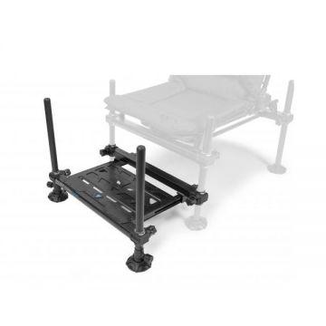 Preston Innovations Absolute 36 Feeder Chair Floot Platform zwart visstoel