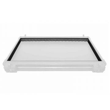 Preston Innovations Absolute Divider Kit zwart - grijs onderlijn plankje 26cm