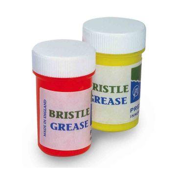 Preston Innovations Bristle Grease rood - geel klein vismateriaal