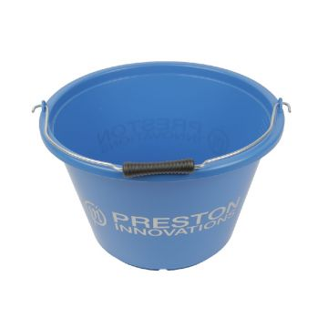 Preston Innovations Bucket bleu - blanc  18l