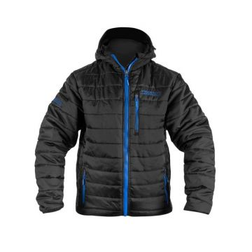 Preston Innovations Celcius Puffer Jacket zwart - blauw visjas Xxx-large