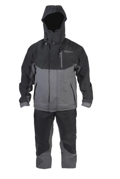 Preston Innovations Celsius Thermal Suit zwart - grijs warmtepak Large