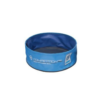 Preston Innovations Competition Pro Groundbait Bowls zwart - blauw foreltas witvistas Medium