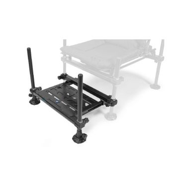 Preston Innovations Inception SL30 Foot Platform zwart visstoel