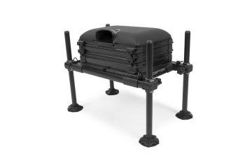 Preston Innovations Inception SL30 Without Foot Plate zwart witvis visbak
