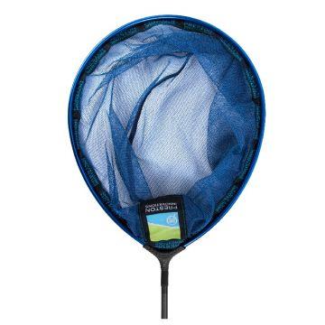 "Preston Innovations Latex Hair Mesh Landing Net zwart - blauw visschepnet 20"" - 50cm"