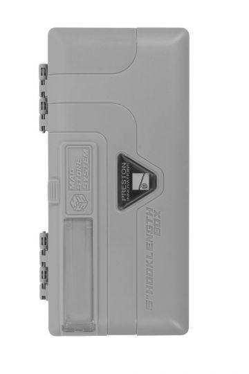 Preston Innovations Mag Store System Unloaded zwart - grijs visdoos 15cm