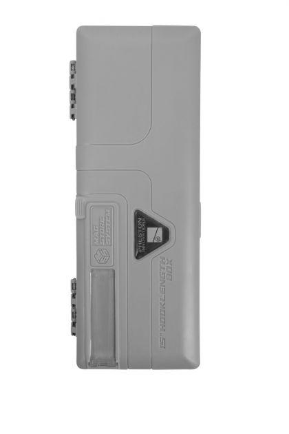 Preston Innovations Mag Store System Unloaded zwart - grijs visdoos 38cm