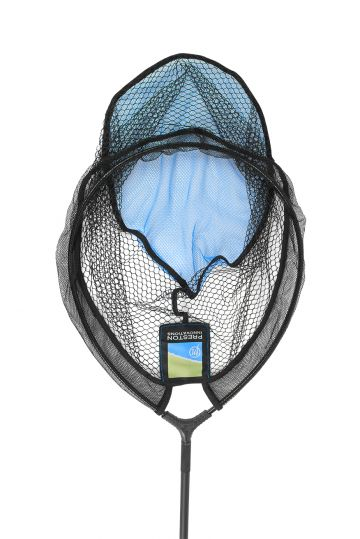 "Preston Innovations Match Landing Net zwart visschepnet 16"" - 40cm"