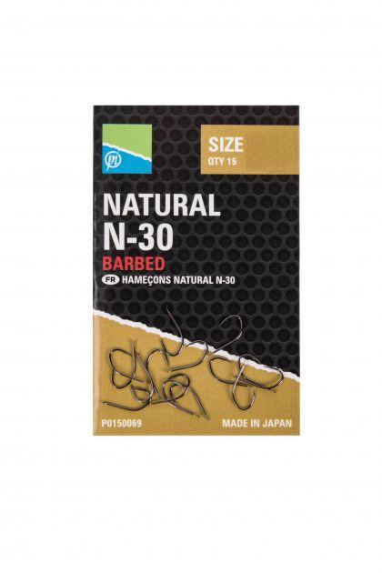 Preston Innovations Natural N-30 nickel witvis vishaak 14