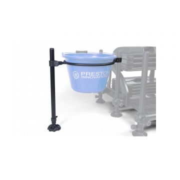 Preston Innovations Offbox 36 Bucket Support zwart witvis