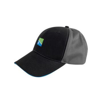 Preston Innovations Original Cap noir - gris  Uni