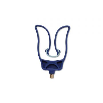 Preston Innovations Pole Grip Tulip Rest blauw hengelsteun