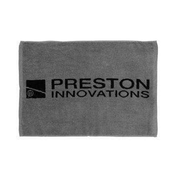 Preston Innovations Preston Towel grijs klein vismateriaal