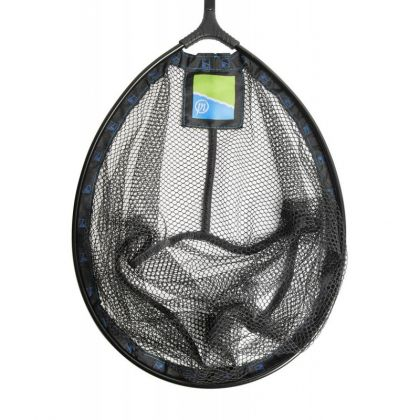 "Preston Innovations Quick Dry Landing Net zwart visschepnet 16"""