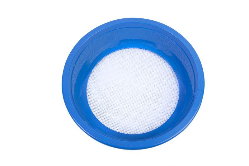 Preston Innovations Riddle bleu - argent  4mm