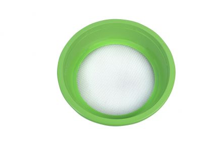 Preston Innovations Riddle green - zilver visemmer 3mm