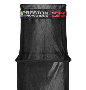 Preston Innovations Space Saver Keepnet zwart witvis leefnet 2m50