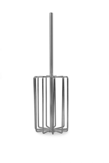 Preston Innovations Stainless Steel Whisk zilver visemmer