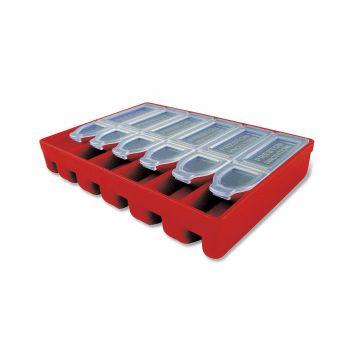 Preston Innovations Stotz Dispenser nickel vislood Large 4-way