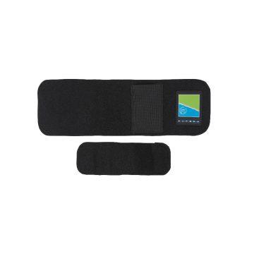 Preston Innovations Supera Rod Bands zwart klein vismateriaal