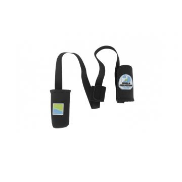 Preston Innovations Tip & Butt Protector zwart klein vismateriaal