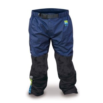 Prestoninno Drifish Trousers zwart - blauw visbroek Large