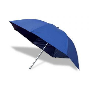 Fibreglass Flat Back Brolly blauw