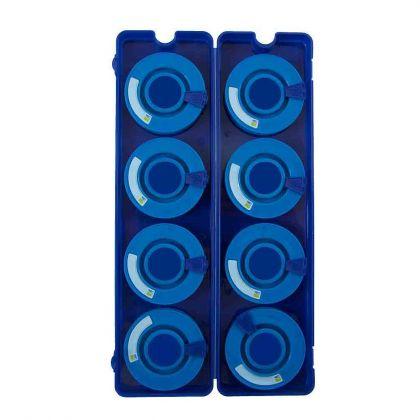 Prestoninno Hooklenght Spool System bleu
