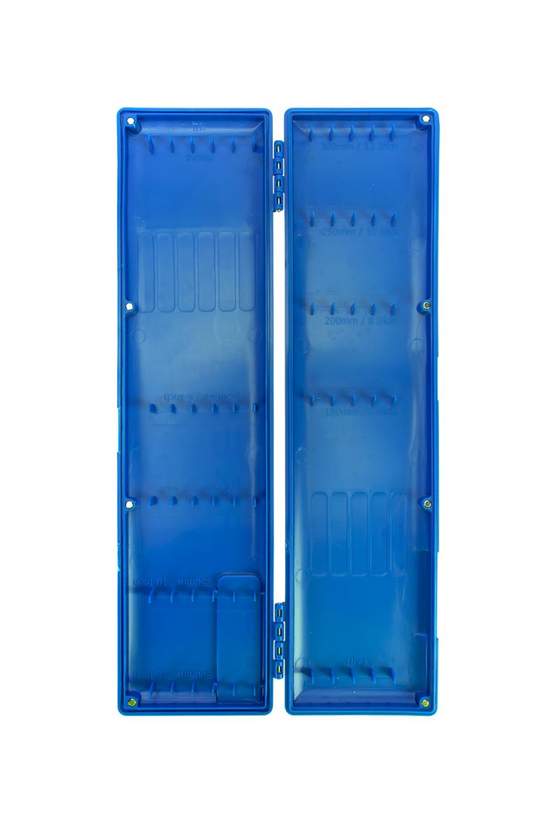 Prestoninno Hooklength Box blauw visdoos Large