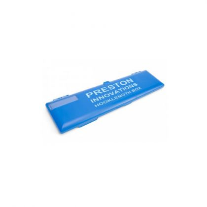 Prestoninno Hooklength Box bleu  Small