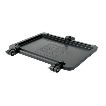 Prestoninno Offbox Mega Side Tray zwart witvis
