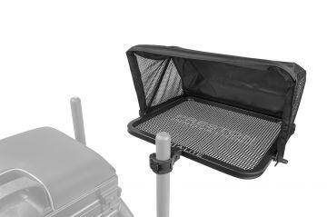 Prestoninno Offbox Venta-Lite Hoodie Side Tray zwart witvis  28x77x26cm